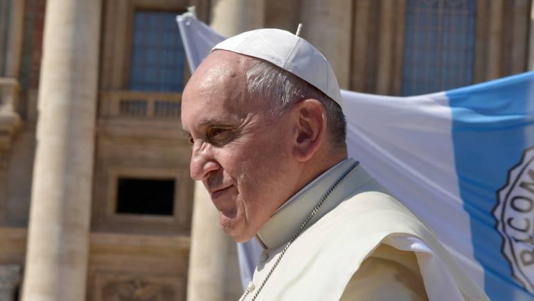 Papież: Wielki post nie smutny, lecz radosny