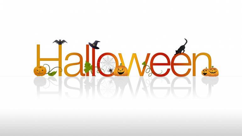 Halloween czas demonów, grozy, brzydoty