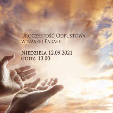 Uroczystość Odpustowa